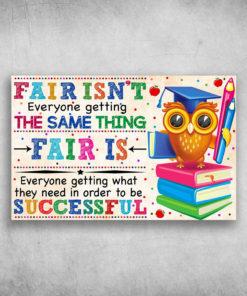 Fair Isn't Everyone Getting The Same Thing Fairs Is