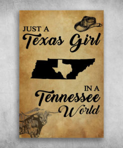 Just A Texas Girl In A Tennessee World