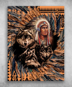 Like Native American Traditional