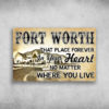 Fort Worth That Place Forever In Your Heart