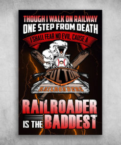 Railroader Is The Baddest Fulton Railroader