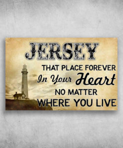Jersey That Place Forever In Your Heart