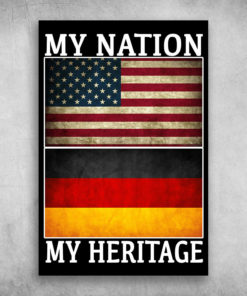 My Nation My Heritage America And Germany