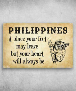 Philippines A Place Your Feet May Leave