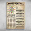 Piano Knowledge Circle Of Fifths