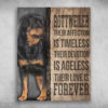 Rottweiler Their Affection Is Timeless Their Devotion Is Ageless