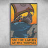 See The Lands Of The Vikings Map Of Scandinavia