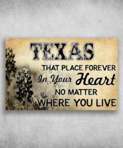 Texas That Place Forever In Your Heart