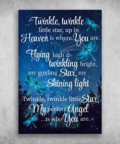 Twinkle Twinkle Little Star, My Perfect Angel Is Who You Are