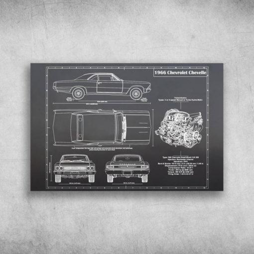 1966 Chevrolet Chevelle Design