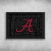 Alabama Roll Tide Crimson Bryant Denny Stadium