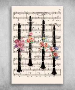 Floral Clarinet The Most Amazing Instrument There Is