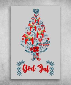 God Ful Christmas Tree Merry Christmas