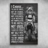 I Choose To Live By Choice Not By Chance To Make Changes Motorbike