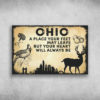 Ohio America A Heart Will Always Be