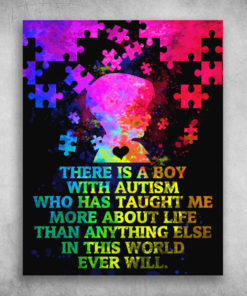 There Is A Boy With Autism Who Has Taught Me More About Life