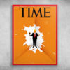 Time Magazine Cover Donald Trump Cornered