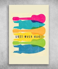Ukes Over Nukes Ukulele Lovers
