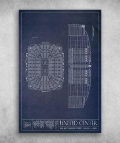 United Center 1901 West Madison Street Chicago Illinois