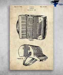 Accordion Musical Gifts And Merchandise