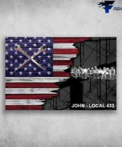 American Veteran Owned And Operated John Local 433