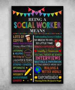 Being A Social Worker Means Building A Better World