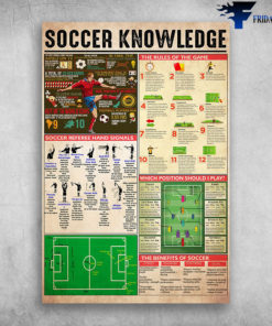 Soccer Knowledge Soccer Referee Hand Signals