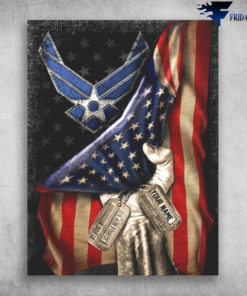 Air Force Academy America United States Flag