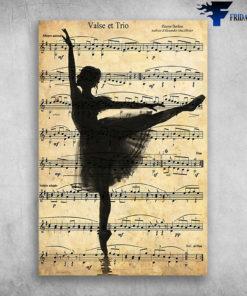 Ballet For Life Ballet Dance Valse Et Trio