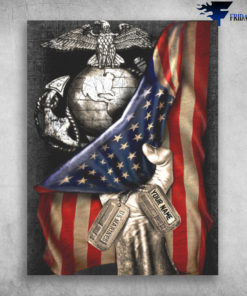 Flag Of The United States American Flag United States Marine Corps