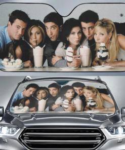Friends 25 Anos : Rachel Green, Monica Geller, Chandler Bing, Joey Tribbiani