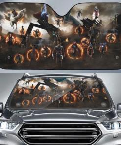 Avengers: Endgame, Thanos, Captain America, Stark, Thor