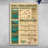 Trout Fishing Knowledge How To Locate Trout In A Stream