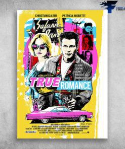 Christian Slater Patricia Arquette Safari Inn True Romance