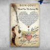 Bon Jovi Thank You For Loving Me - Crush 2000