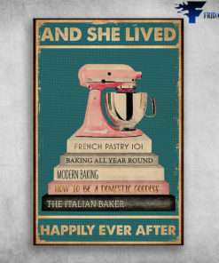 And She Lived Happily Ever After - Beaters and Books