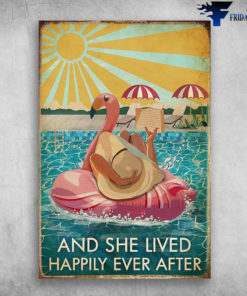And She Lived Happily Ever After - Girl Love Read Books