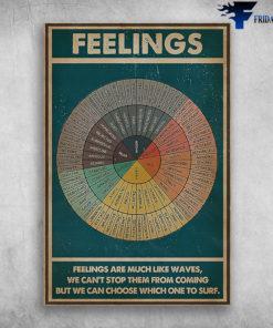 Feelings - Feelings Are Much Like Waves