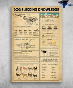 Dog Sledding Knowledge