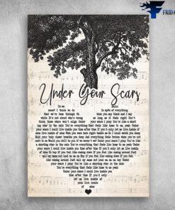 Under Your Scars Lyrics Tree - Godsmack