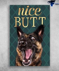 German Shepherd Dog - Nice Butt