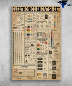 The Knowledge About Electronics Cheat Sheet