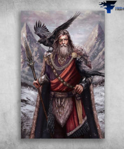 Vikings, Odin, And The Duality Of A Raven God