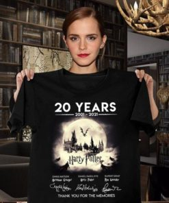 20 years Harry Potter - Thank for the memories