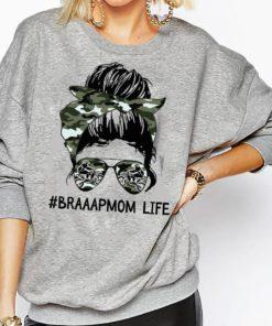 #Braaapmom life Camo girl