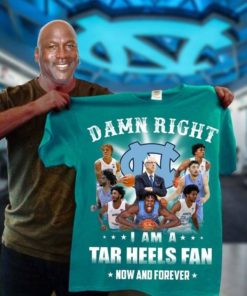 Damn Right- I am a Tar Heels fan now and forever