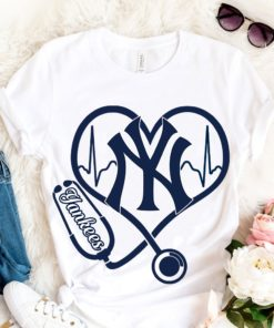 New York Yankees Baseball Club in the heart