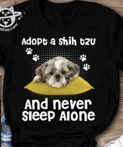 Adopt a ShihTzu and never sleep alone - Dog lover