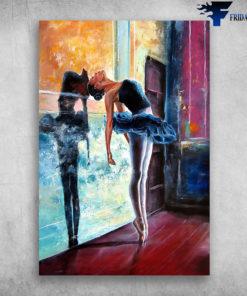 Ballet Dancer - Ballet Paint