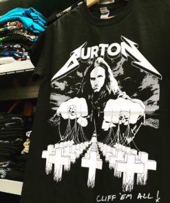 Burton cliff em all the movie